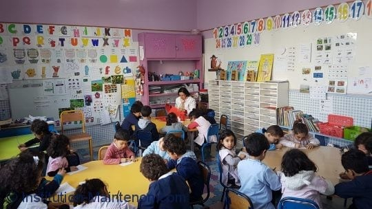 Enseignement bilingue à casablanca