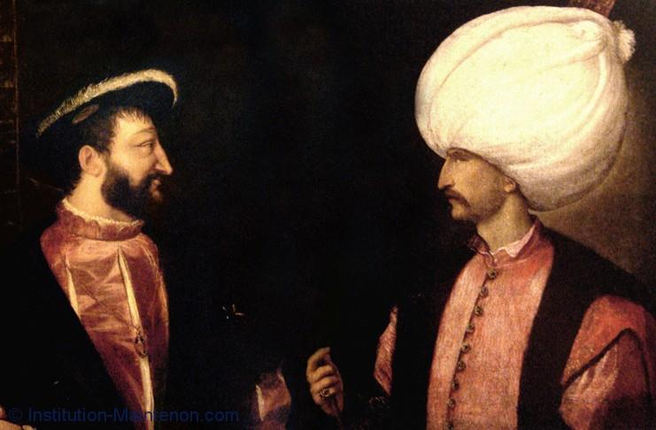 Suleiman portrait