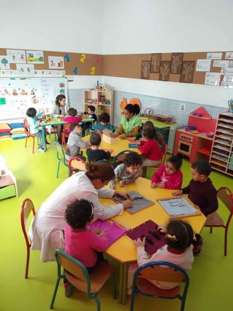 Classe maternelle
