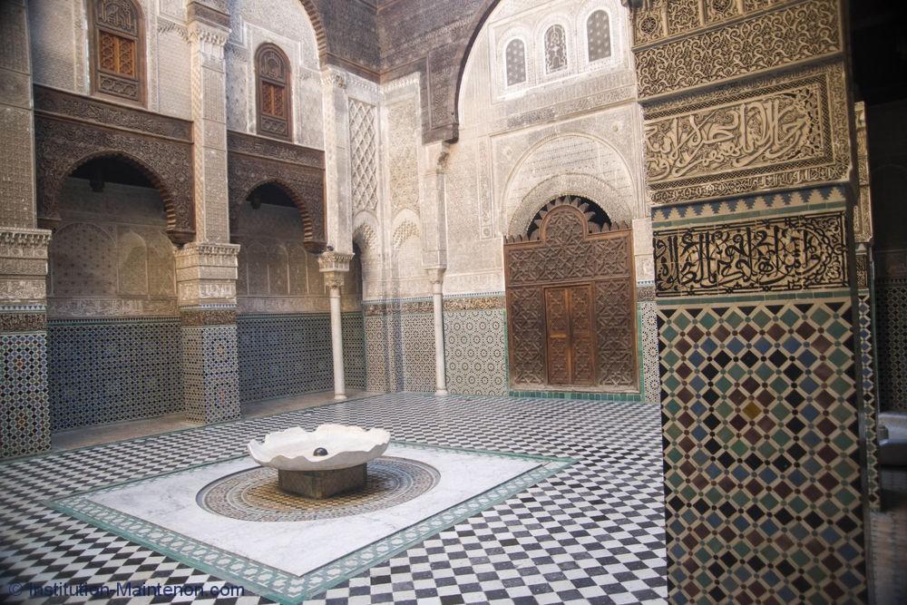 Mosquée moyen age